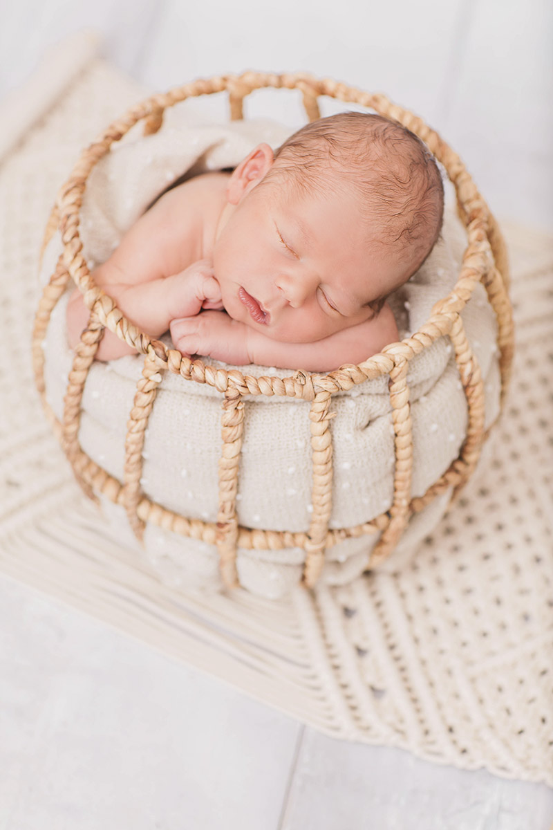 Kate Greenawalt Photography Newborn Photo